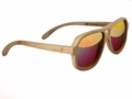 Earth Wood Sunglasses Cannon 065b