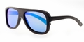Earth Wood Sunglasses Siesta 067e