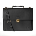 Hero Briefcase Mckinley Series 545bla Better Than Leather