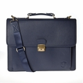 Hero Briefcase Mckinley Series 545blu Better Than Leather