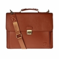 Hero Briefcase Mckinley Series 545brn Better Than Leather