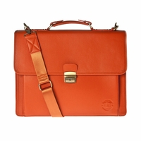 Hero Briefcase Mckinley Series 545org Better Than Leather