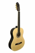 "Natural Blonde 39"" Inch Student Classical Nylon String Beginner Guitar"
