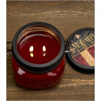 16 oz. McCall's Double Wick Mason Jar Candles