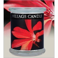 21 oz. Radiance Wooden Wick Village Candles