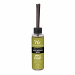 CLOSEOUT - Apple Basket WoodWick 4 oz. Reed Diffuser REFILL | Discontinued & Seasonal WoodWick Items!