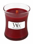 CLOSEOUT-Apple Crisp WoodWick Candle 3.4 oz. | Discontinued & Seasonal WoodWick Items!
