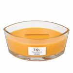 CLOSEOUT - Apple Harvest WoodWick Candle 16 oz. HearthWick Flame | Discontinued & Seasonal WoodWick Items!