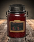 Apple Spice 26 oz. McCall's Classic Jar Candle | 26 oz. McCall's Classic Jar Candles