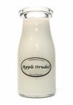 Apple Strudel 8 oz. Milkbottle Candle by Milkhouse Candle Creamery | 8 oz. Milkbottle Candles by Milkhouse Candle Creamery