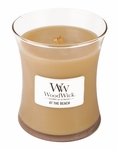 At The Beach WoodWick Candle 10 oz. | WoodWick Spring & Summer Clearance