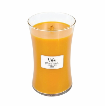 _DISCONTINUED_Autumn WoodWick Candle 22 oz.