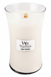 Baby Powder WoodWick Candle 22 oz. | Woodwick Candles 22 oz. Large Jars