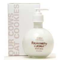 Backcountry Caramel Body Milk Lotion by Farmhouse Fresh