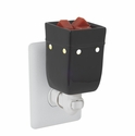 _DISCONTINUED - Black Square Plug In Fragrance Warmer