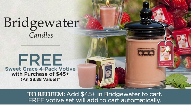 Bridgewater Candles
