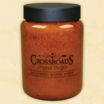 Buttered Maple Syrup 26 oz. Crossroads Candle | Crossroads 26 oz. Large Candles