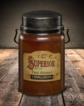 Cinnamon 26 oz. McCall's Classic Jar Candle | 26 oz. McCall's Classic Jar Candles