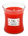 Cinnamon Cheer WoodWick Candle 10 oz. | WoodWick Candles 10 oz. Medium Jars