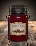 Cinnamon & Cranberries 26 oz. McCall's Classic Jar Candle | 26 oz. McCall's Classic Jar Candles