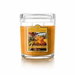 CLOSEOUT - Fall Festival 8 oz. Oval Jar Colonial Candle | Colonial Candle Closeouts