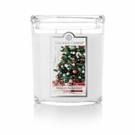 CLOSEOUT - Home for the Holidays 22 oz. Oval Jar Colonial Candle | Colonial Candle Closeouts