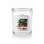 CLOSEOUT - Home for the Holidays 8 oz. Oval Jar Colonial Candle | Colonial Candle Closeouts