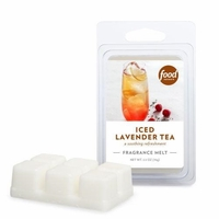 CLOSEOUT - Iced Lavender Tea 2.5 oz. Food Network Fragrance Melt by Boulevard
