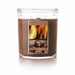 NEW - Roasted Chestnuts 22 oz. Oval Jar Colonial Candle | 22 oz. Oval Jar Colonial Candle