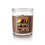 CLOSEOUT - Roasted Chestnuts 8 oz. Oval Jar Colonial Candle | Colonial Candle Closeouts