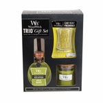 COMING SOON! - Apple Basket WoodWick Trio Gift Set | WoodWick Gift Sets