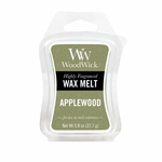 Applewood WoodWick 0.8 oz. Mini Hourglass Wax Melt | WoodWick Fragrance Of The Month