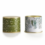 NEW! - Balsam & Cedar Large Tin Illume Candle | Holiday Collection by Illume Candles