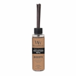 CLOSEOUT - Biscotti WoodWick 4 oz. Reed Diffuser REFILL | Discontinued & Seasonal WoodWick Items!