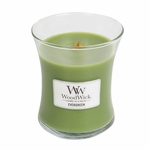 NEW! - Evergreen WoodWick Candle 10 oz. | WoodWick Candles 10 oz. Medium Jars