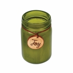 CLOSEOUT-*Frasier Fir Sentiment Jar WoodWick Candle | Discontinued & Seasonal WoodWick Items!