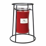 Large Modern Metal Stand by Virginia Gift Brands | Accessories - Woodwick Fall & Winter 2015