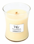 Lemongrass & Lily WoodWick Candle 10 oz. | Jar Candles - Woodwick Fall & Winter 2015