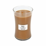 Oatmeal Cookie WoodWick Candle 22 oz. | Woodwick Candles 22 oz. Large Jars