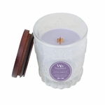 CLOSEOUT-Satin Sheets WoodWick Boudoir Collection Candle | Discontinued & Seasonal WoodWick Items!