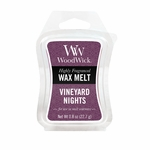 CLOSEOUT-Vineyard Nights WoodWick 0.8 oz. Mini Hourglass Wax Melt | Discontinued & Seasonal WoodWick Items!