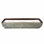 CLOSEOUT-Fireside Fireplace Large Rectangle WoodWick Candle with HearthWick Flame | Discontinued & Seasonal WoodWick Items!