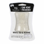 White Tea & Jasmine WoodWick Car Vent Freshener | Car Vent Fresheners - Woodwick Fall & Winter 2015