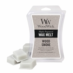 Wood Smoke WoodWick 3 oz. Hourglass Wax Melt | New WoodWick Spring & Summer 2019 Releases