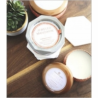 Copper Collection Colonial Candle