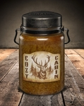 Cozy Cabin 26 oz. McCall's Classic Jar Candle | 26 oz. McCall's Classic Jar Candles