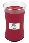 Currant WoodWick Candle 22 oz. | Woodwick Candles 22 oz. Large Jars