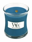 CLOSEOUT-Dew Drops WoodWick Candle 3.4 oz. | Discontinued & Seasonal WoodWick Items!
