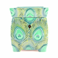 CLOSEOUT-Exotic Peacock Radiant Fragrance Warmer