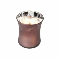 NEW! - *Fireside 10 oz. WoodWick Dancing Glass Candle